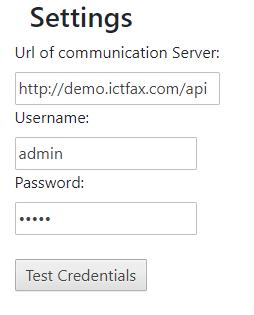 ICT Agent Url Server